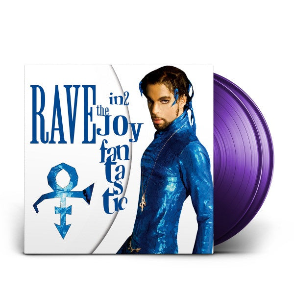 NEW - Prince, Rave In2 The Joy Fantastic Purple 2LP
