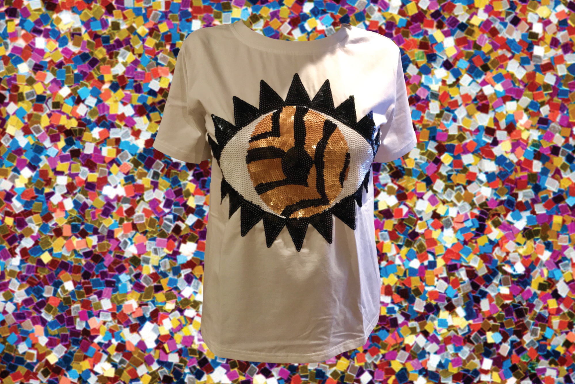 Eye of the Tiger Tee
