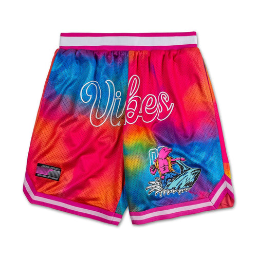 Rare Vibes Shorts in Pink