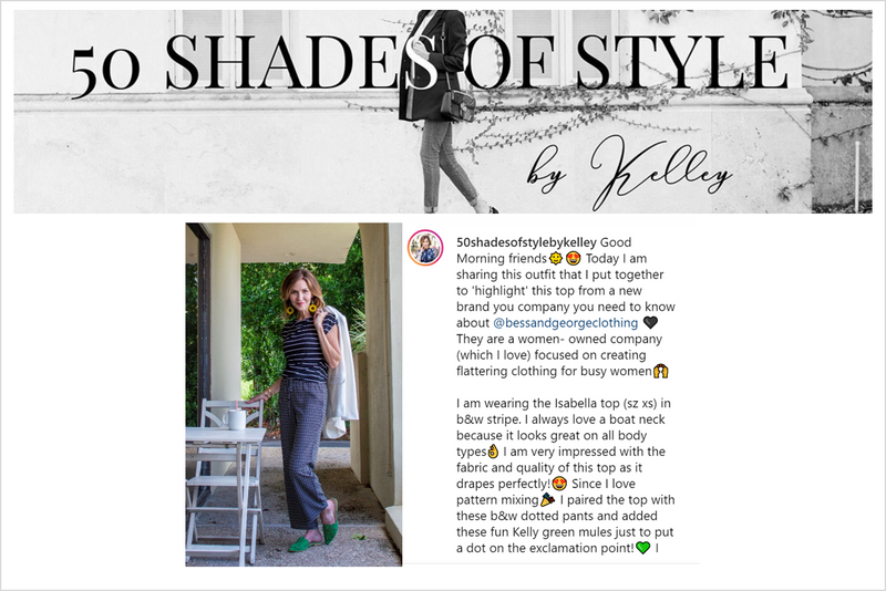 50 Shades of Style by Kelley