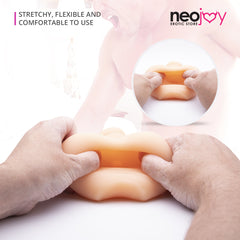 Neojoy - Double Action Dildo (Flesh)