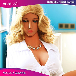 Neodoll Finest Gianna - Realistic Sex Doll - 158cm