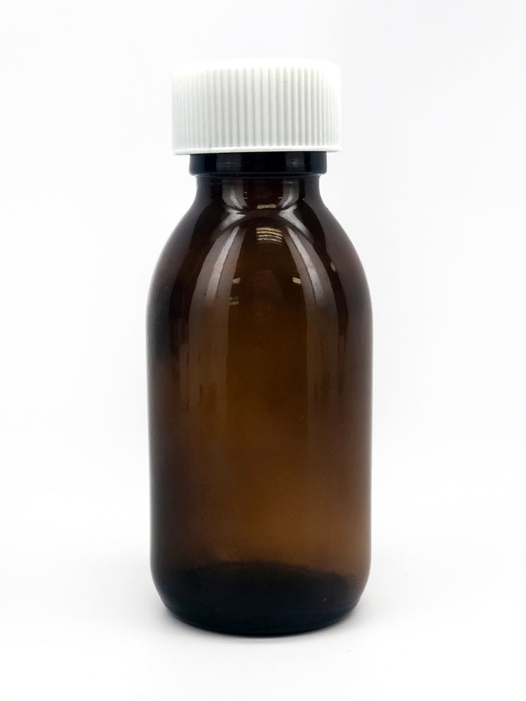 100ML Brown Bottles - Qty 72
