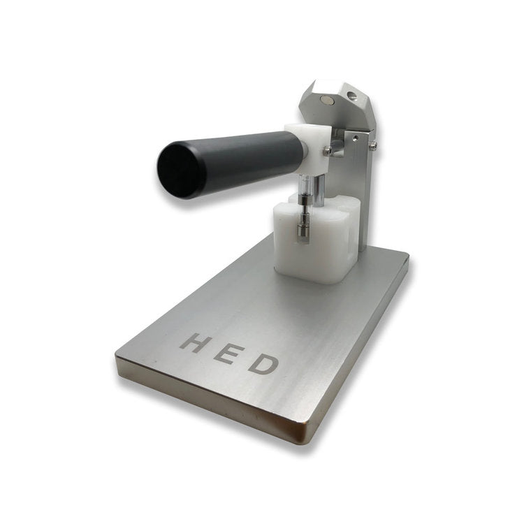 HED Arbor Press for Plastic Cartridges