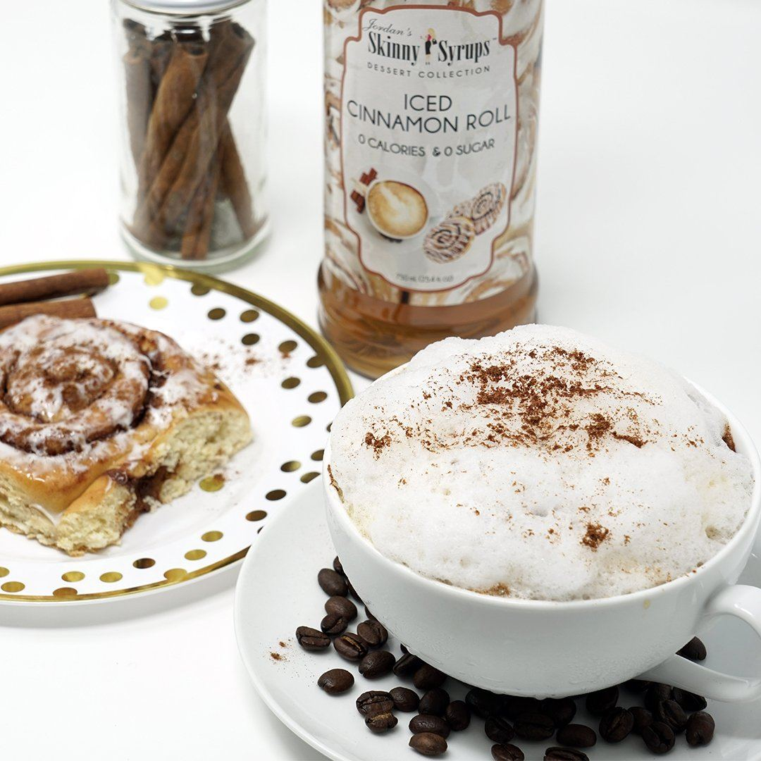 Sugar Free Iced Cinnamon Roll Syrup