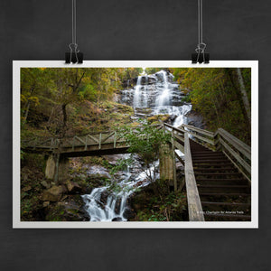 Amicalola Falls Photo Art Print