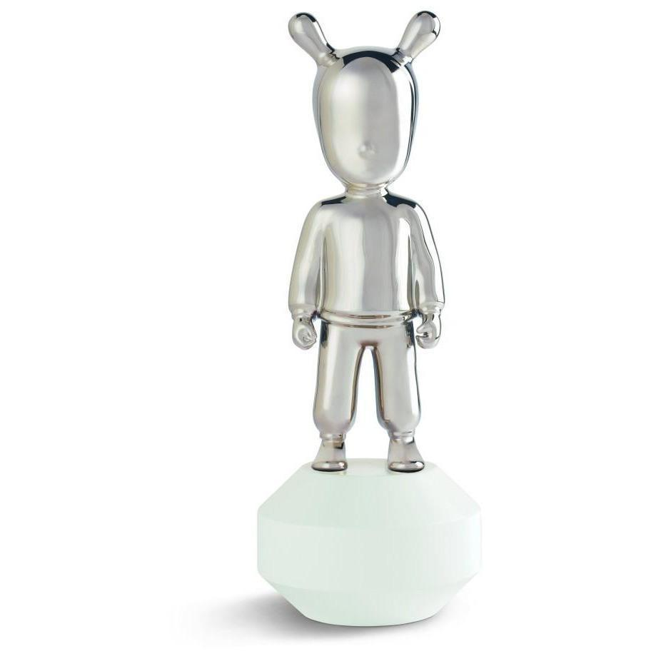 Lladro The Silver Guest Little Figurine 01007740