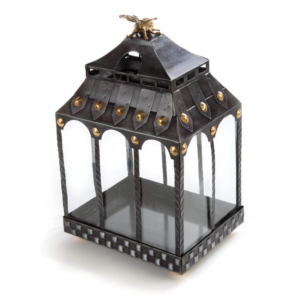 MacKenzie-Childs Busy Bee Lantern
