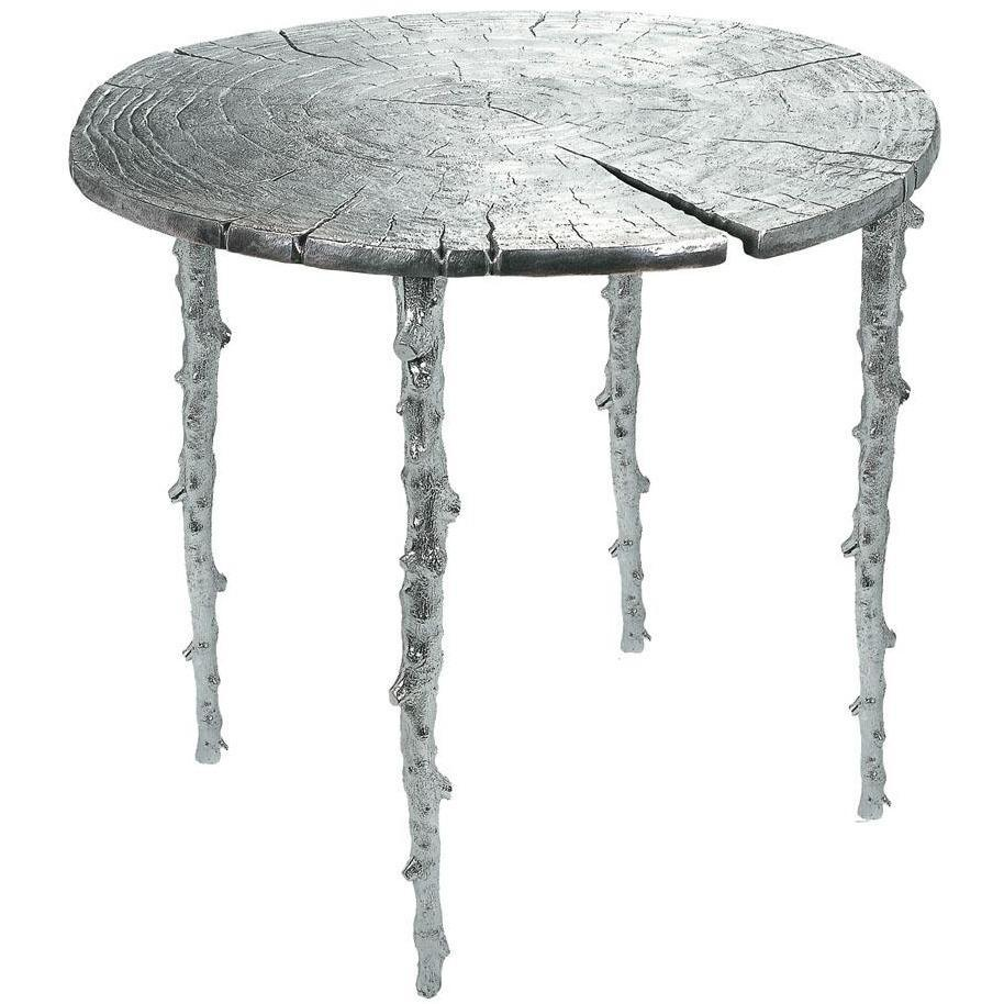 Michael Aram Enchanted Forest Cafe Table Polished 110050