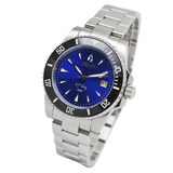 Aquacy 1769 Hei Matau Men's Automatic 300M Blue Diver Watch 1769.BL.B.S