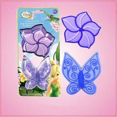 Tinkerbell Fairies Cookie Cutter Set