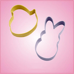 Peep Cookie Cutter Set
