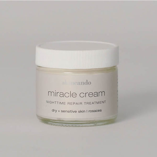 Miracle Cream - | Sherwood Green Life best green tea skin care products, eco friendly skincare products, all natural non toxic skincare