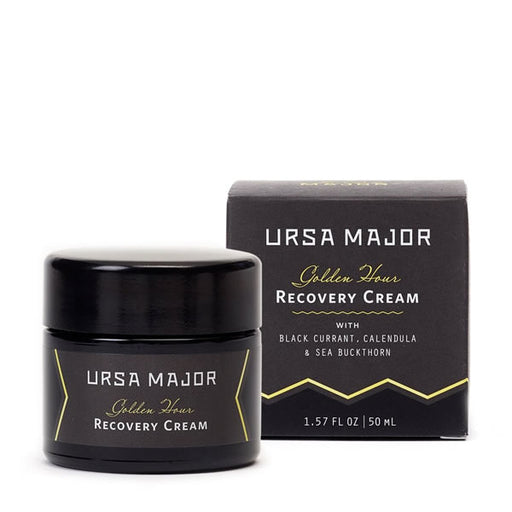 Golden Hour Recovery Cream - | Sherwood Green Life all natural skin care for men, natural non toxic men's skincare, natural men's body products