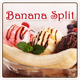 Banana Split Flavored Coffee
