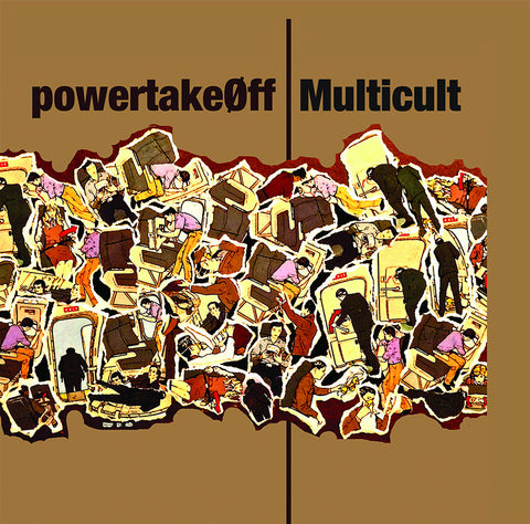 Multicult/Power Take Off Split 7""