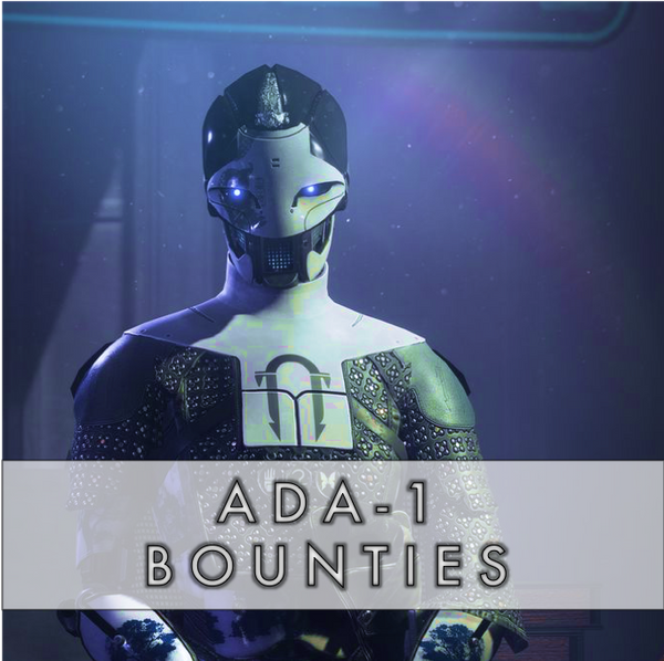 Ada-1 Bounties