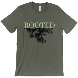 Rooted Short Sleeve Tee