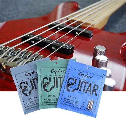 BassGears Orphee Electric Bass Strings