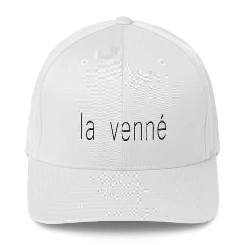 La Venne Dad Hat (white)
