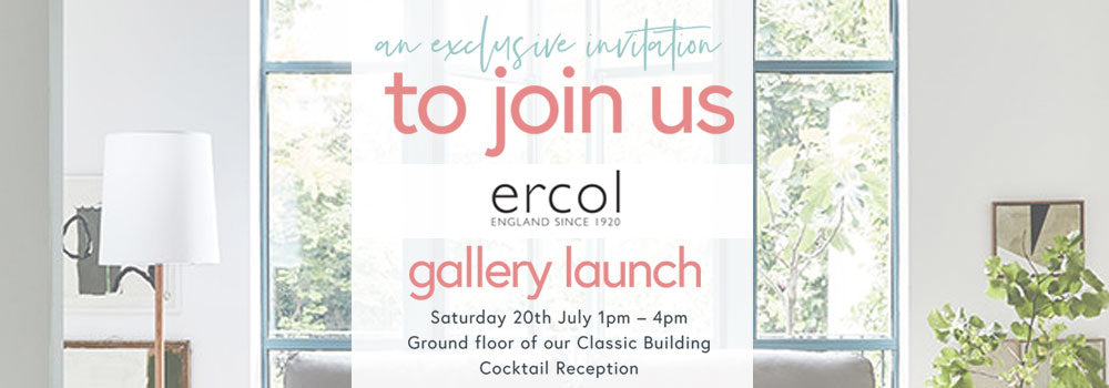 Ercol Gallery Launch