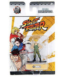 "Street Fighter ""Guile"" Diecast Nano Metal Figure by Jada"