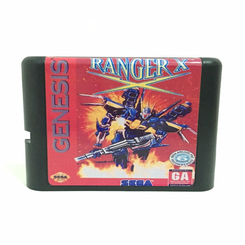 Ranger X -  (Ex-Ranza in Japan)
