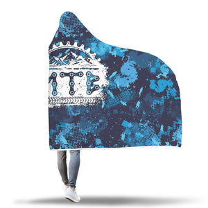 DigiCamo MTB Hooded Blanket