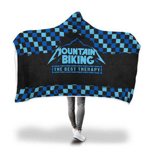 MTB Therapy Hooded Blanket