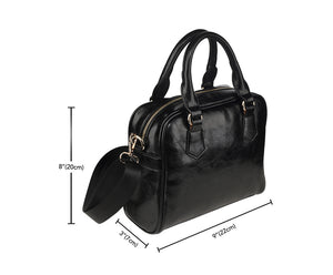 Gearhead Leather Handbag