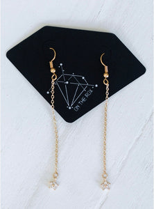 The Shooting Star Earrings