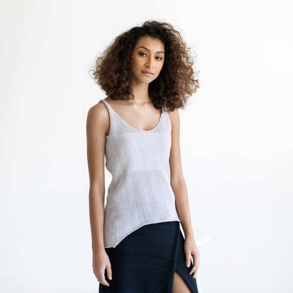 SALE! Carmen Top in Cloud by Pico Vela