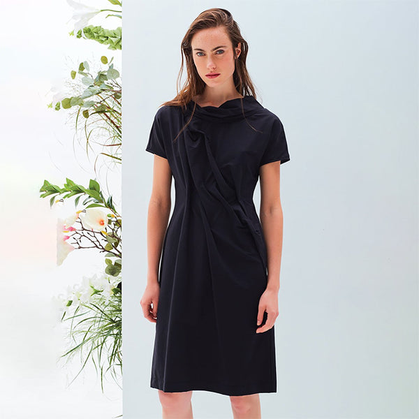 NEW! Davina Dress in Black by Veronique