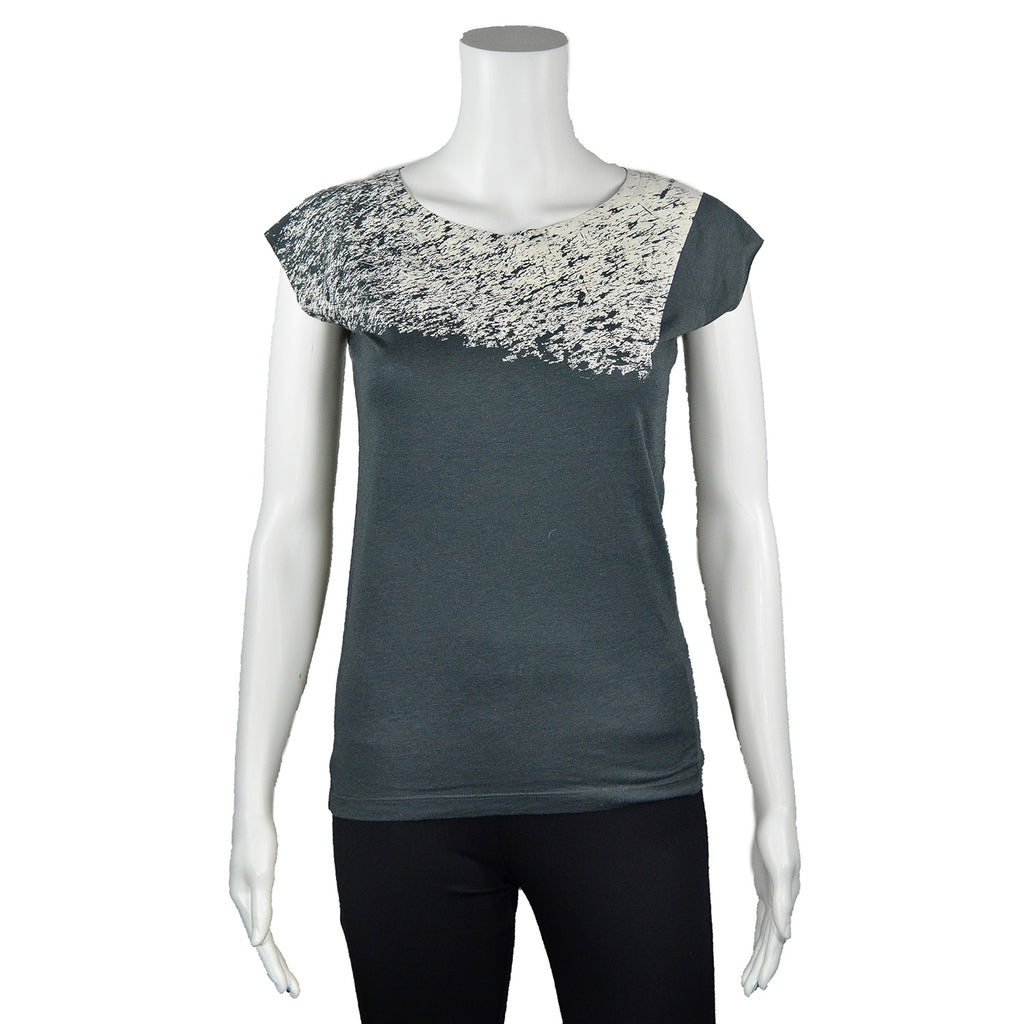 NEW! Grey Noise T-Shirt by Umsteigen