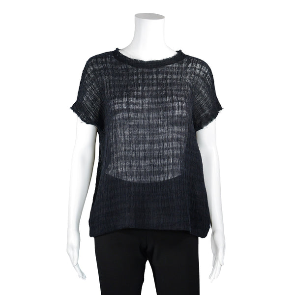 SALE! Mia Top in Black by Veronique
