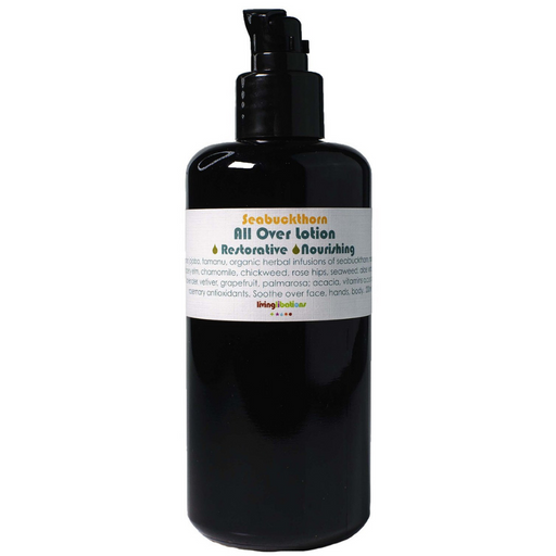 Health Hut - Living Libations - Seabuckthorn All Over Lotion