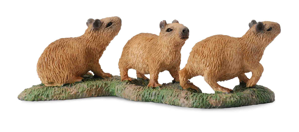 COLLECTA CAPYBARA BABIES