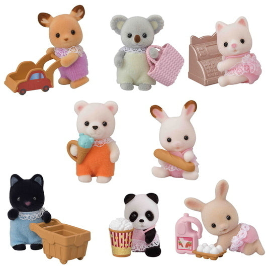 SYLVANIAN BABY SHOPPING SERIES