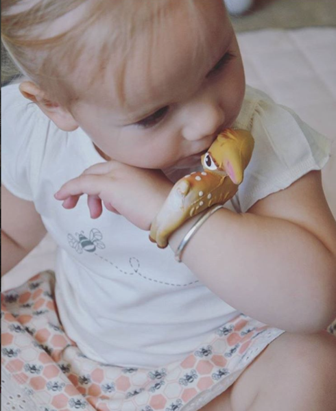 OLIVE THE DEER BRACELET TEETHER