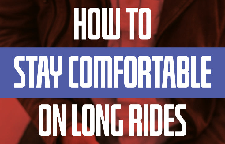 How to ride a Motorcycle on long distances | Practical tips and tricks