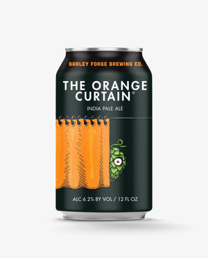 The Orange Curtain