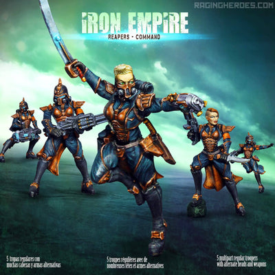 Iron Empire - Reapers - Command