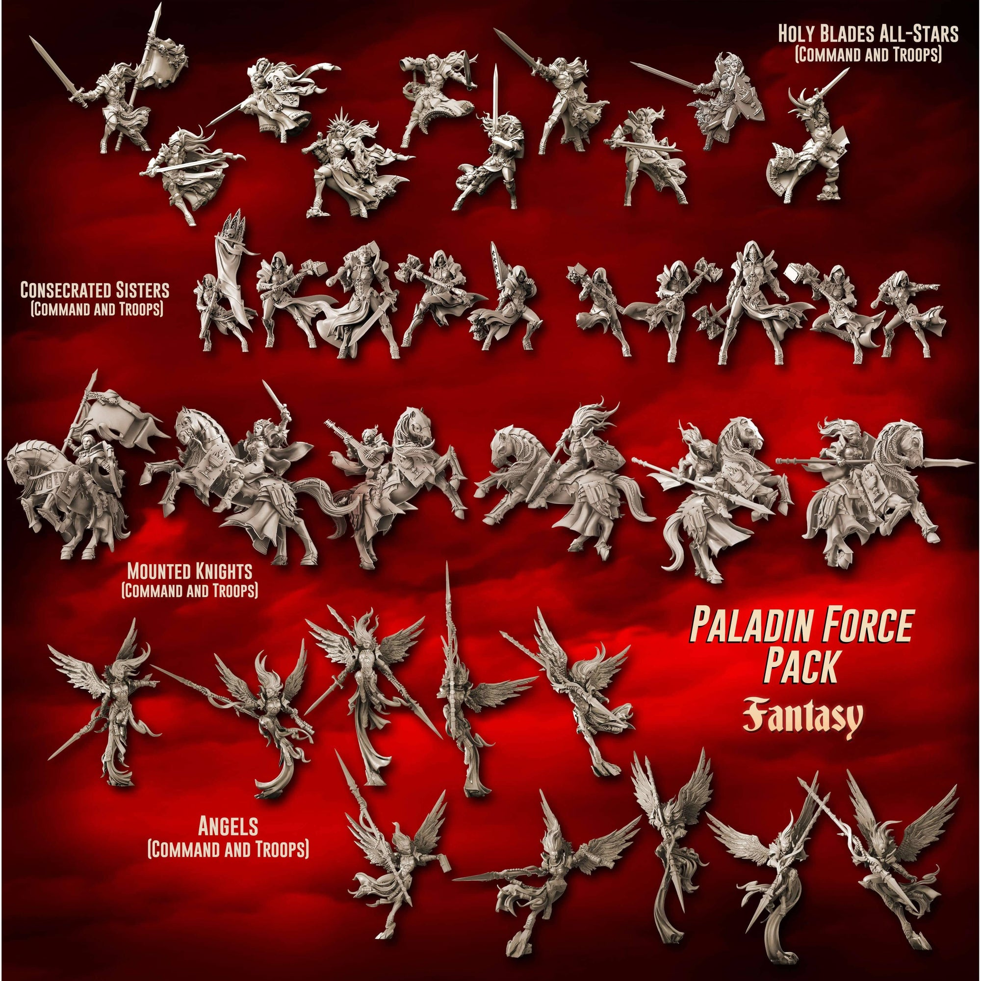 Paladin Force Pack (SotO – F)
