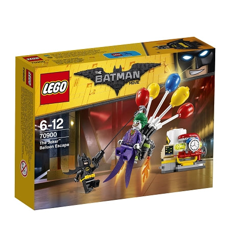THE LEGO® BATMAN MOVIE The Joker™ Balloon Escape 70900