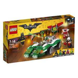 THE LEGO BATMAN MOVIE The Riddler Riddle Racer 70903