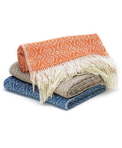 Kantu Woven Throw