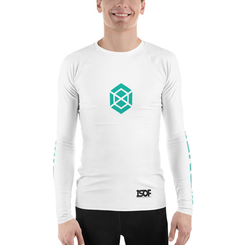 White Sub Challenge Rash Guard