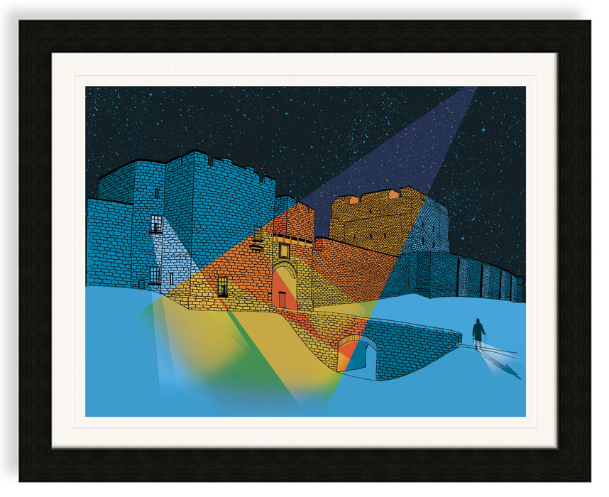 Yvette Earl: Carlisle Series Framed Print For Sale