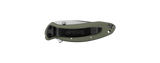 Kershaw 1620OL Scallion - Olive Drab Assisted-Opening Knives