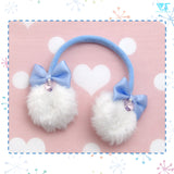 Earmuffs with Bows (Soda)